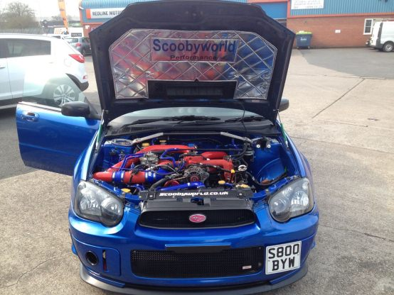 Subaru WRX STI Performance Parts | Scoobyworld