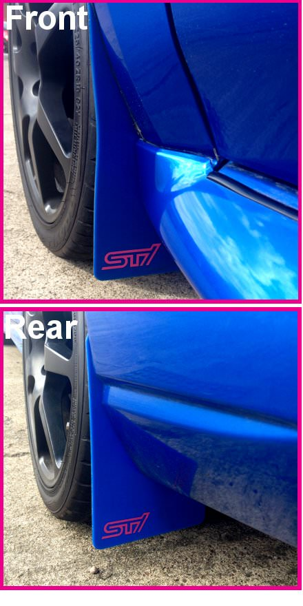 Subaru Wrx Sti Performance Parts Scoobyworld Black