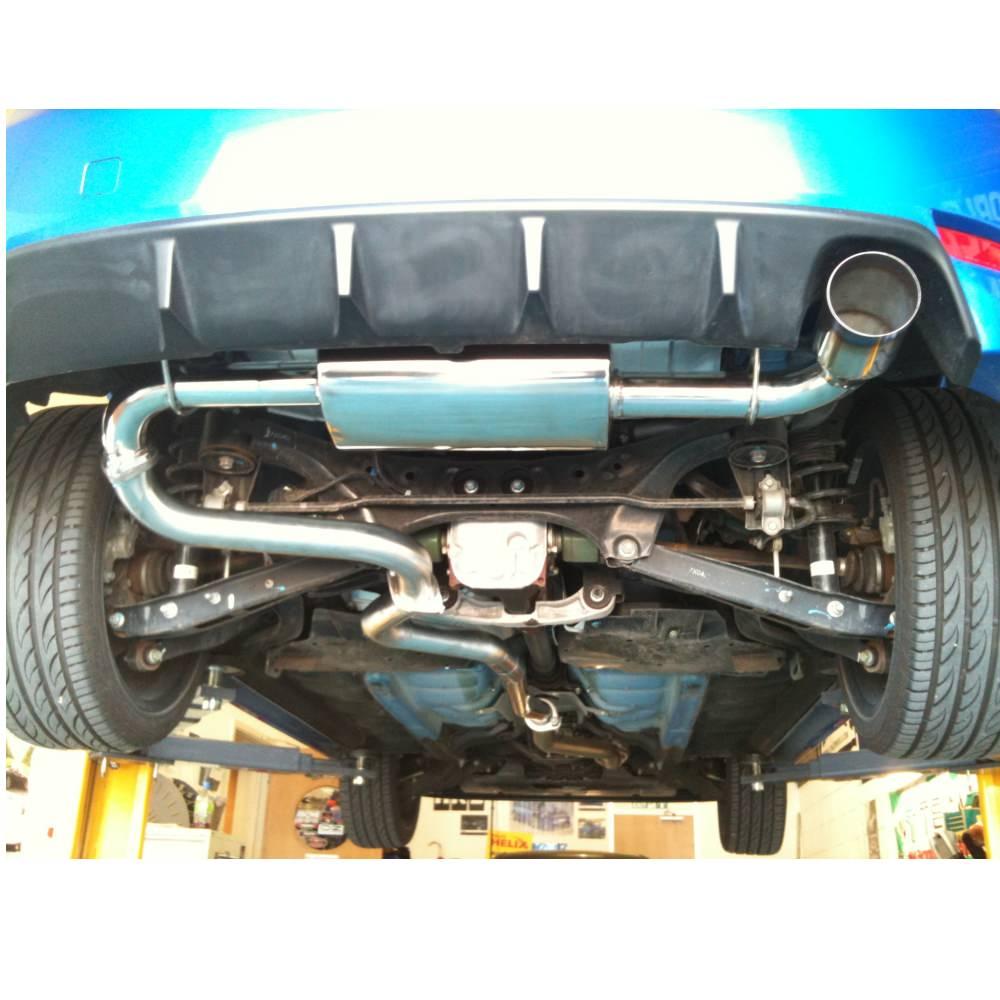 Scoobyworld Subaru Performance Parts Afterburner
