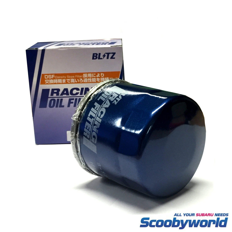 Oils Filters Subaru Wrx Sti Performance Parts Scoobyworld Fuel Filter Blitz Racing Oil Impreza