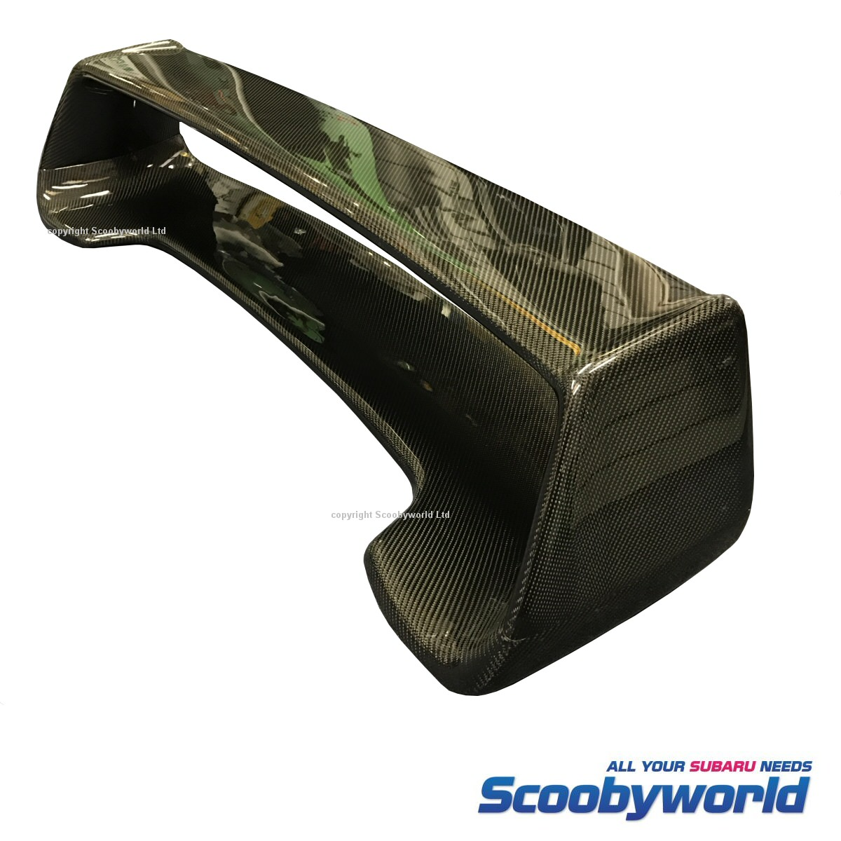 Rear Wings | Subaru WRX STI Performance Parts | Scoobyworld