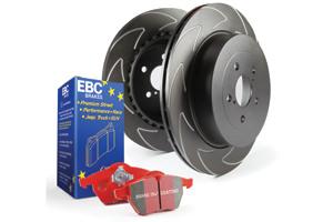 Subaru WRX STI Performance Parts   Scoobyworld   EBC Front Brake Pad