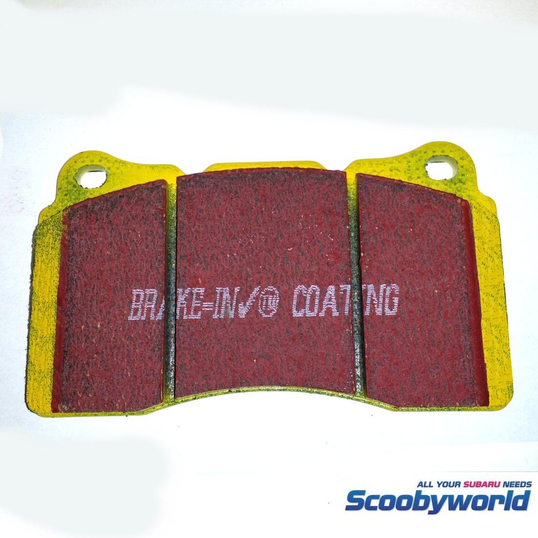EBC Brakes DP41362R Yellowstuff Performance Brake Pad