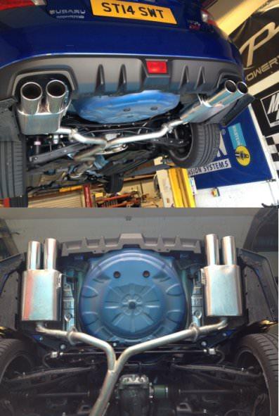 Subaru Wrx Sti Performance Parts Scoobyworld