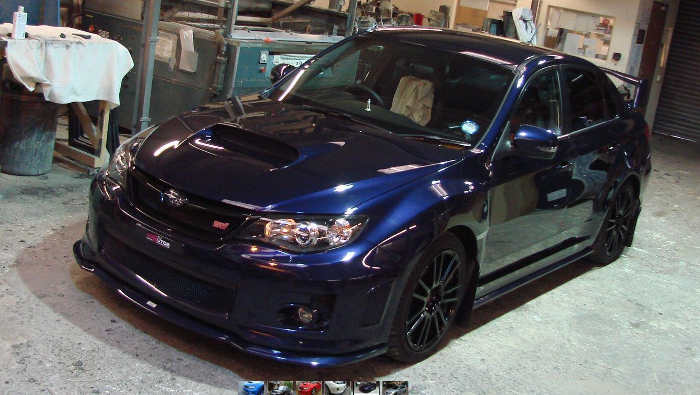 Subaru Wrx Sti Performance Parts Scoobyworld Subaru