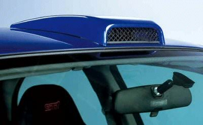 Scoobyworld Roof Vent Roof Scoop Type 1 For Subaru